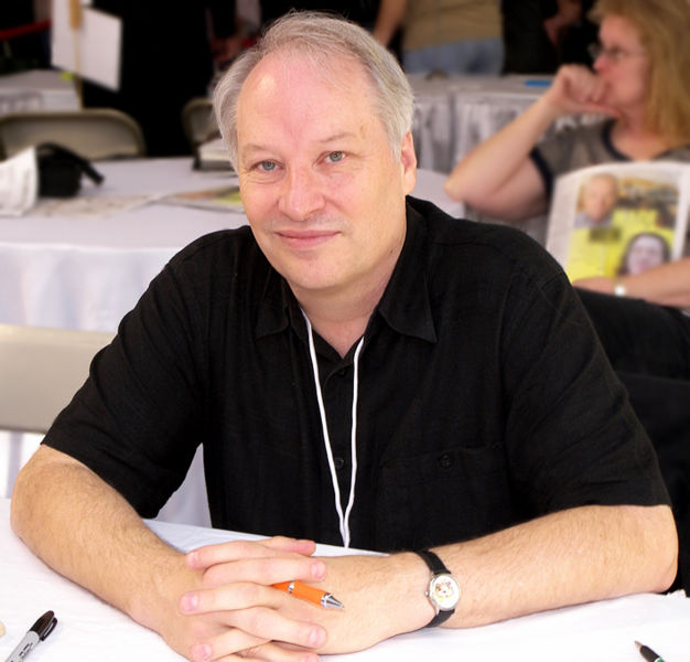 Joe Lansdale, author of Vanilla Ride