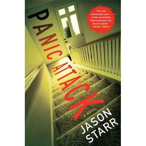 Panic Attack by Jason Starr