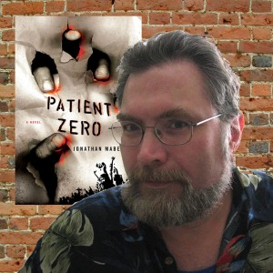 Jonathan Maberry, suspense and horror writer, and author of The Dragon Factory, and Rot & Ruin.