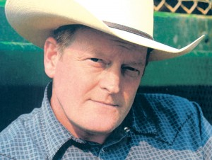 Craig Johnson author of the Walt Longmire mystery series
