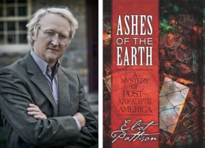Eliot Pattison, author of ASHES OF THE EARTH, THE SKULL MANTRA, and THE BONE RATTLER