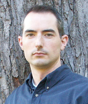 Jon Merz, author of the Lawson vampire series