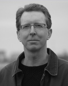 Mike Cooper, author of the financial thriller CLAW BACK