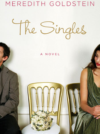 Meredith Goldstein, The Singles, book cover