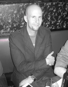 John Joseph Adams, editor of Lightspeed magazine and Nightmare magazine