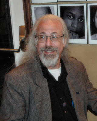 Evan Guilford-Blake, author of Noir-ish