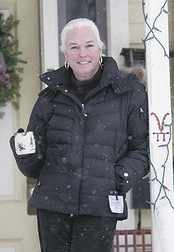 Victoria Houston, author of the Loon Lake mystery series