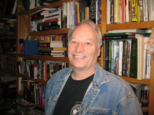 Joe Lansdale, author of The Thicket