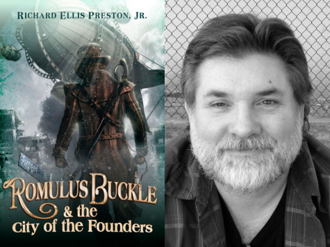 Richard Ellis Preston, Jr. - writer