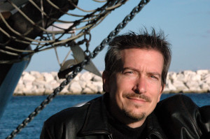Brad Beaulieu, fantasy writer and podcaster