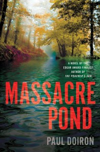 Massacre Pond by Paul Dorion