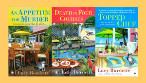 Lucy Burdette Key West mysteries