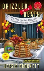 Drizzled With Death - mystery novel