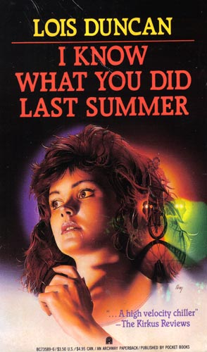 a book review of lois duncans i know what you did last summer Read reviews of lois duncan, i know what you did last summer in young adult books compare lois duncan, i know what you did last summer with other young adult books.