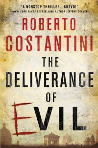 The Deliverance of Evil - thriller novel