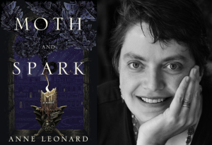 Anne Leonard, author of Moth and Spark