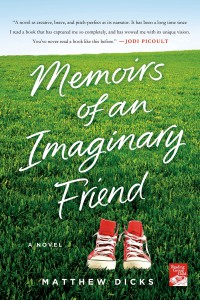 Memoirs of an Imaginary Friend  - book jacket