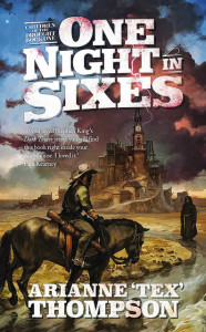 One Night In Sixes - rural fantasy novel