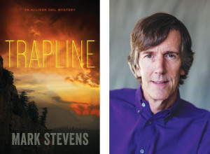 Mark Stevens, author of TRAPLINE