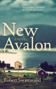 New Avalon, novel by Robert Swartwood