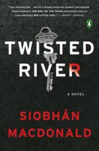 Twisted River, thriller novel