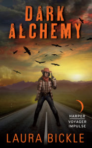 Dark Alchemy novel - Laura Bickle