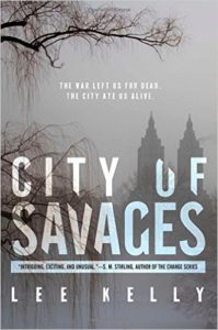 City of Savages novel
