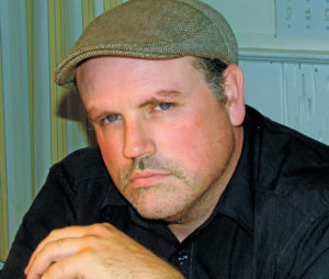 Writer Matthew McGevna