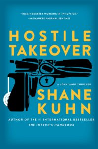 Hostile Takeover - thriller novel