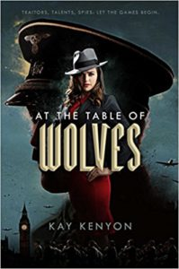 At the Table of Wolves novel - book cover